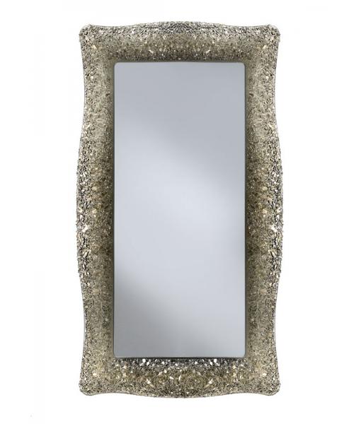 Venetian glass mirror. Sku: E-C273