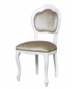beech wood chair, wooden chair, classic chair, dining room chair, dining set, white chair,