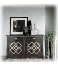 Dining sideboard, handmade black sideboard, sideboard, dining buffet, dining sideboard,