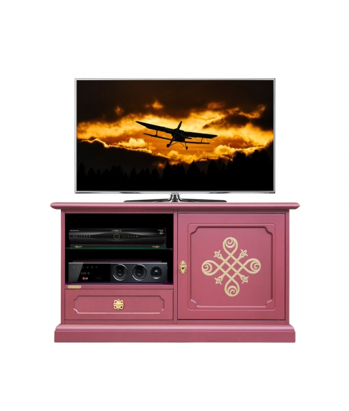 Ruby tv cabinet in wood for living room. Sku 05-RU