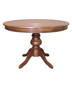 extendable round table, dining table, round table, kitchen table