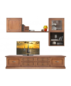 wooden tv wall unit, tv stand, living room furniture, living room wall unit, wooden tv stand, classic furniture
