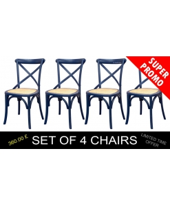 set of 4 blue chairs, dining chair, kitchen chairs, wooden chair, wooden chairs, solid elm wood chair, dining furniture, set of chairs