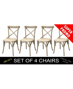 4 chairs, set of 4 chairs, natural wood color, wooden chair, kitchen chairs, dining room chair, solid wood chair