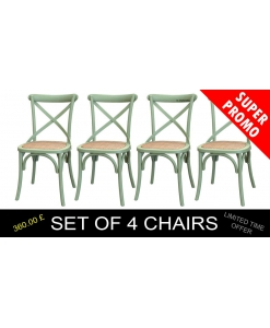set of 4 green chairs, dining chair, kitchen chairs, wooden chair, wooden chairs, solid elm wood chair, dining furniture, set of chairs