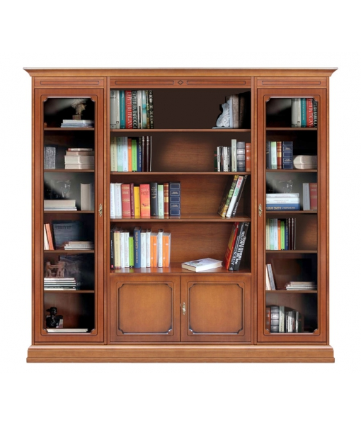 Wooden display wall bookcase sku 215-VG