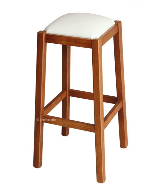 Wooden kitchen stool. Sku fv-310
