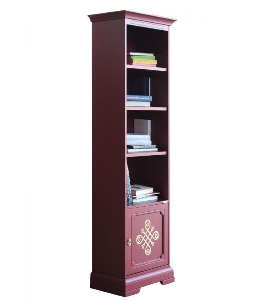 Space saving bookcase. Sku 4089-ru