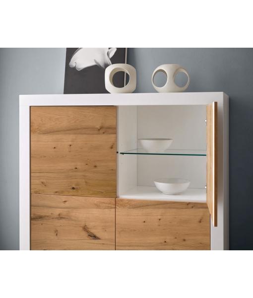 natural wood sideboard, modern sideboard, cupboard, wooden furniture, dining room furniture