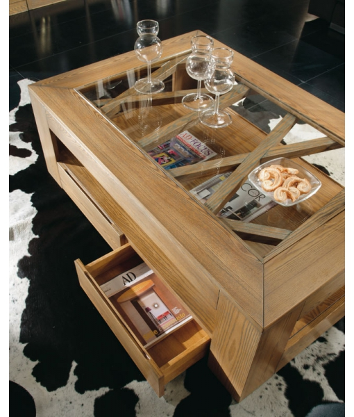 ash wood coffee table, coffee table, wooden coffee table, rectangular coffee table, contemporary coffee table