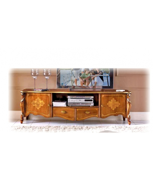 inlaid tv unit, tv stand, wooden furniture, tv stand in wood, tv cabinet