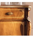 2 door 2 drawer inlaid sideboard