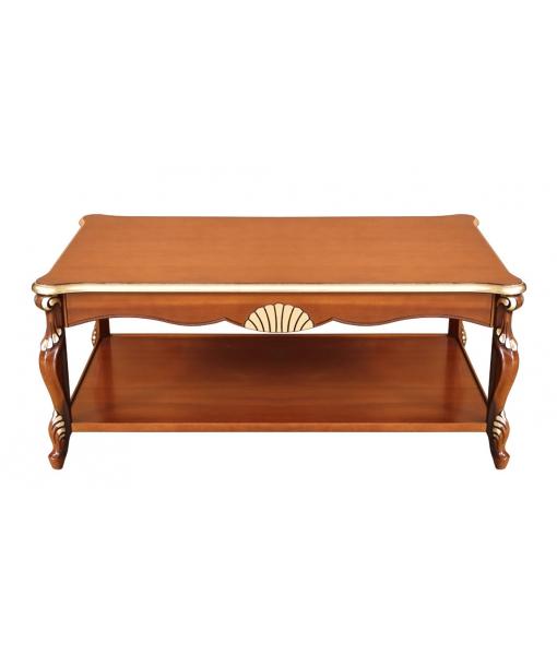Rectangular shaped coffee table. Sku p-031