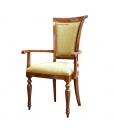 empire style chair, classic style chair, traditional style chair, dining room chair, dining chair, upholstered chair, solid wood chair