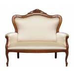 2 seater couch, traditional couch, 2 seater sofa, classic sofa., upholstered sofa