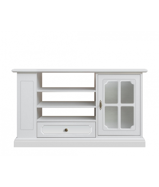 Living room tv unit with shelves. Sku 3656