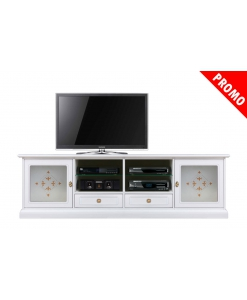 2 meters tv unit, decorated tv unit, white tv unit, wood tv cabinet, living room tv cabinet