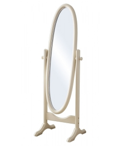 oval swivel mirror, wood mirror, oval mirror, bedroom mirror, wood furniture for bedroom, entryway mirror, guest room mirror, closet room mirror