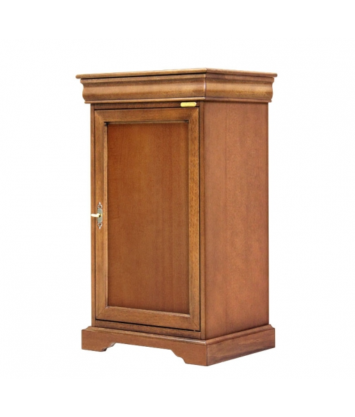 Space saving small cabinet for dining room. Sku 309