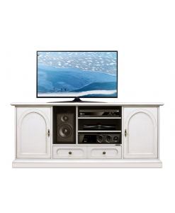 living room tv cabinet, wooden tv unit, dining room cabinet, white tv unit, 2 door tv unit, classic design