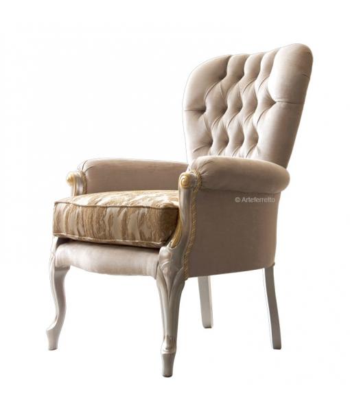 Soft armchair for living room. Sku ms-b11