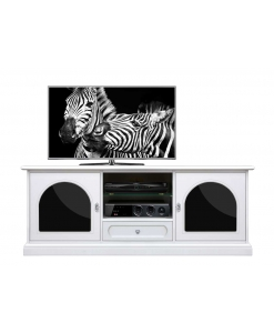 elegant tv unit, wood tv cabinet, wooden tv stand, wooden furniture, white furniture, white tv stand, 2 door tv unit, functional tv cabinet