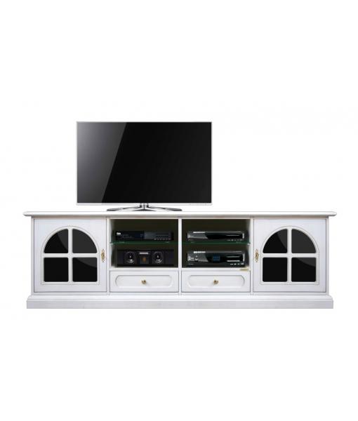 Living room tv unit. Sku 4010-tg-plex