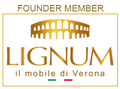 Arteferretto is a founder member of Lignum - Il mobile di Verona