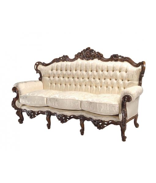 3 seater classic sofa