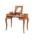 flip top mirror vanity table, vanity table, vanities desk, make up table, wooden desk, wood vanity table, bedroom vanity table, Arteferretto