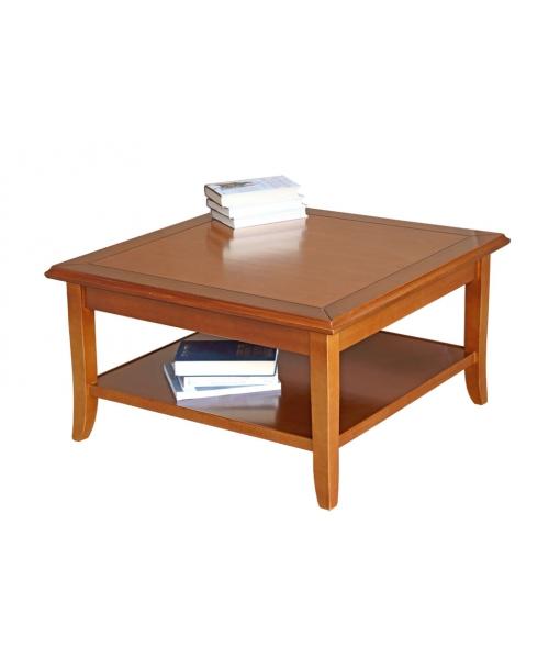 Lime wood classic tea table. Sku fm-01L