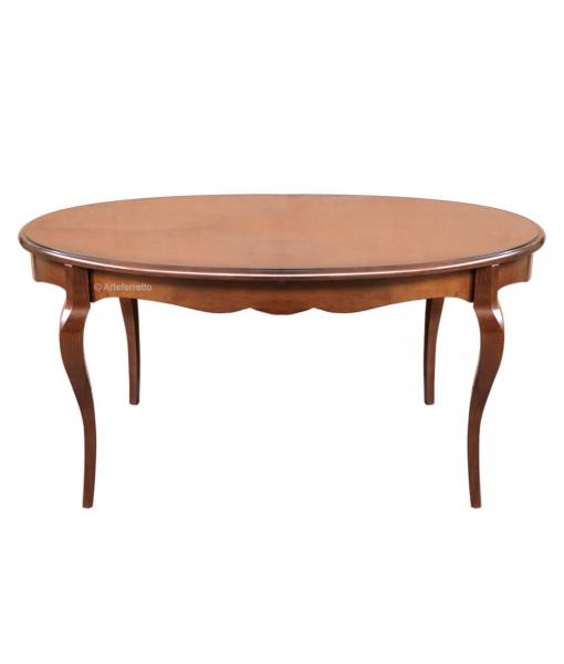 Extendable dining table 160-210 cm. Sku fr-345