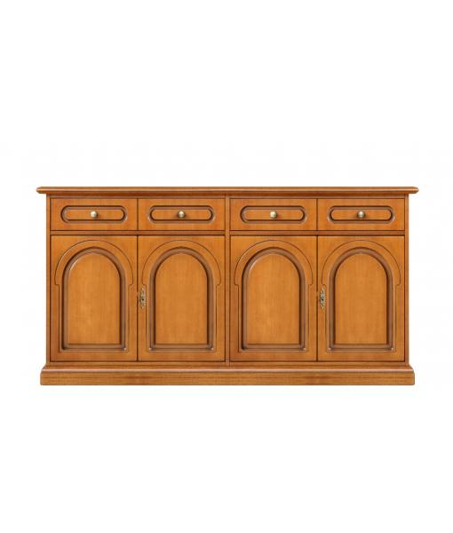 Wooden cupboard 4 doors. Sku 3470-C