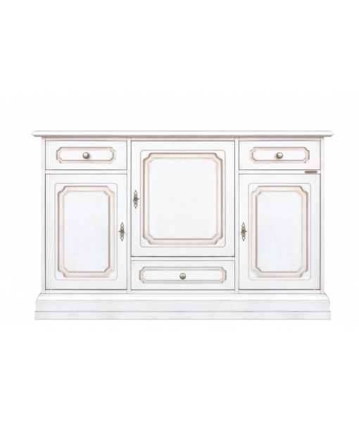 dining sideboard, wood cupboard, classic style sideboard, dining room furniture, Arteferretto