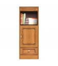 Multi-purpose cabinet, modular narrow sideboard, made in italy, arteferretto