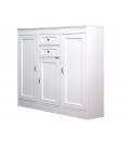 multifunctional sideboard, wooden sideboard, wooden cupboard, classic sideboard, Arteferretto