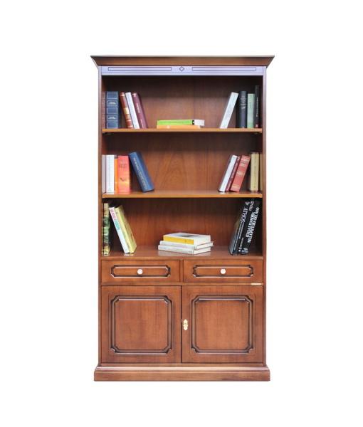 Wooden bookcase. Sku 201-plus