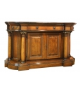 wood sideboard, wooden sideboard, unique style, wooden furniture, classic style sideboard