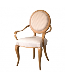 Italian design armchair, dining chair, wood chair, solid wood chiar, classic chair, dining chair,