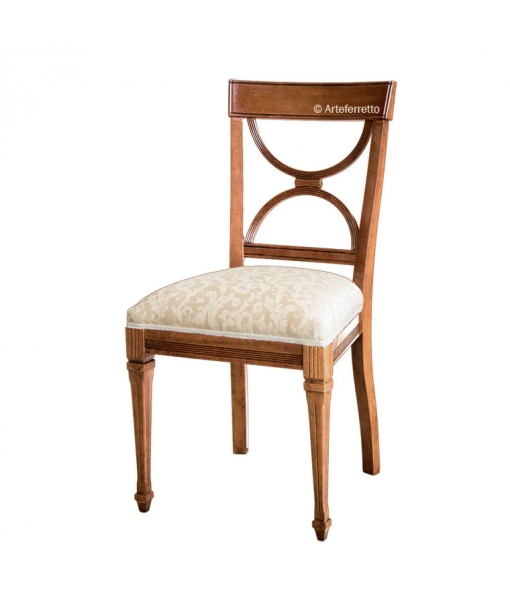 Wood chair for everyday use. Sku af-9583
