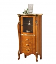inlaid display cabinet, classic display cabinet, showcabinet, living room cabinet, wooden cabinet, classic style display cabinet,