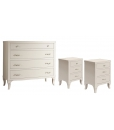 bedroom set, bedside table, dresser, wooden furniture, bedroom furniture, white dresser, white nightstand