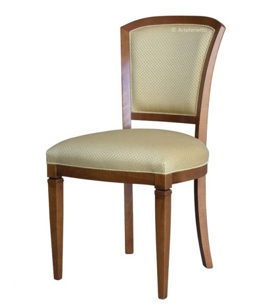 Beech wood dining chair Norma. Sku af-9566