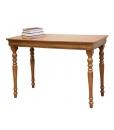 wood desk in classic style, Louis Philippe desk, wooden desk, office desk