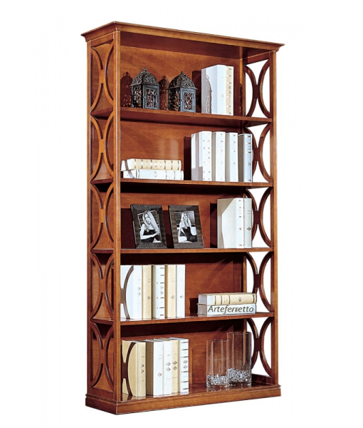 Open shelving bookcase for living room. Sku . Sku b915-t