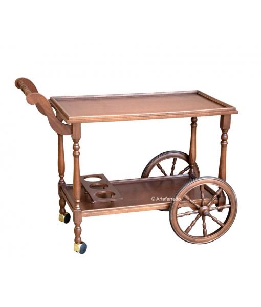 Classic food trolley. Sku 905-T