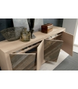 ash wood sideboard, living room sideboard, wooden cabinet, wooden sideboard, Italian design sideboard, cupboard in wood
