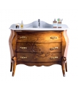 classic bathroom vanity, classic bathroom dresser, bathroom dresser in wood, wooden bathroom furniture, sink unit, bathroom unit