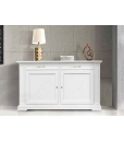 two doors sideboard, wooden sideboard, classic style sideboard, living room cupboard, handcrafted cupboard, Italian design furniture, living room furniture, dining room sideboard