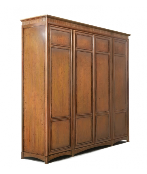 Wooden wardrobe Superior. Sku sup-01